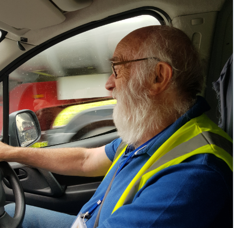 Volunteer Retail Driver