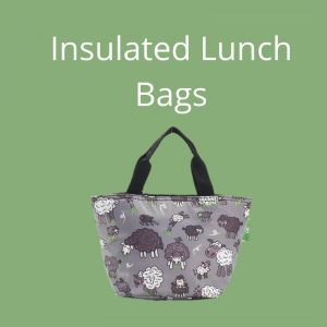 Eco Chic Insulated Lunch Bags