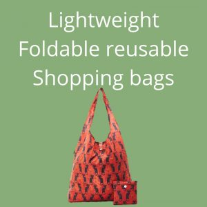 Eco Chic Shopper bags